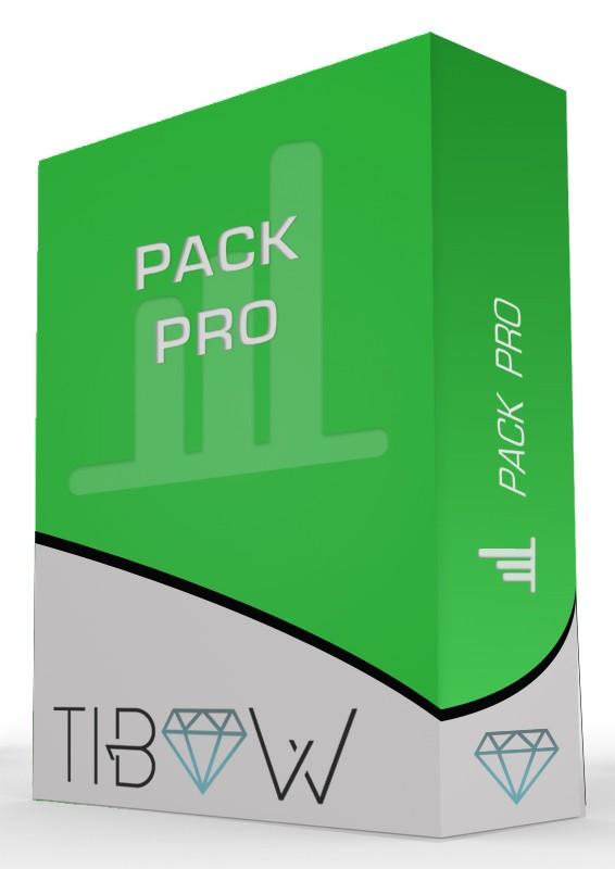Pack Pro - Tibow Webdesign