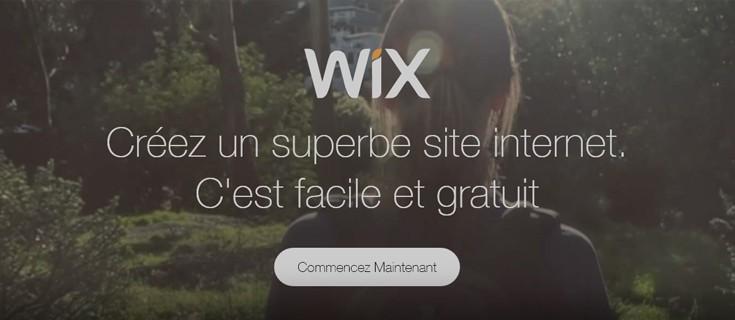 Version Gratuite de Wix - Avantages et Inconvénients