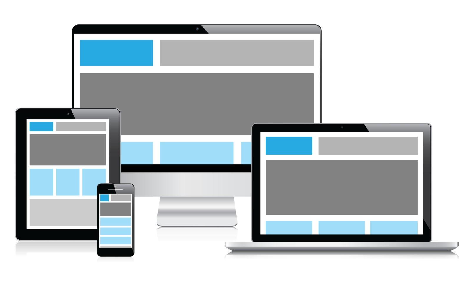 Créer un site responsive – La maquette