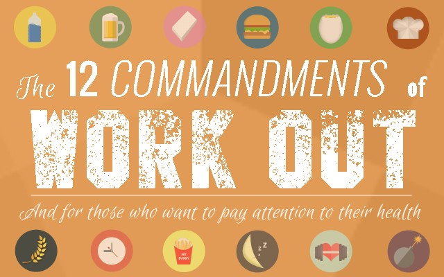 The 12 Commandments of Work-Out