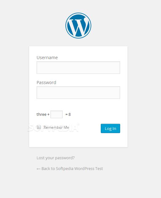 Le PlugIn Captcha by WebSoft est idéal pour sécuriser l'accès à votre site WordPress