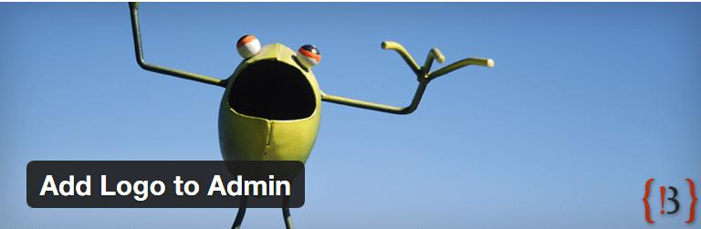 Plugin WordPress : Add Logo To Admin